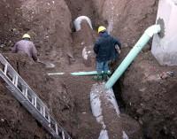 Kostenexplosion auch beim Kanalbau