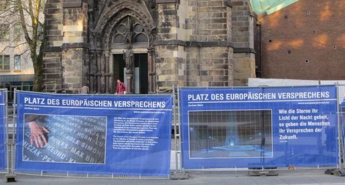 """""""Platz des europäischen Versprechens"""" sollte in Steuerzahler-Gedenkplatz umbenannt werden"""
