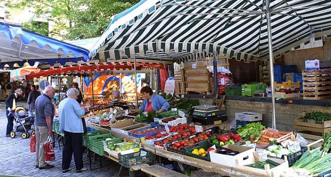 Privatisierung der Wochenmärkte: Ja, aber nicht so!