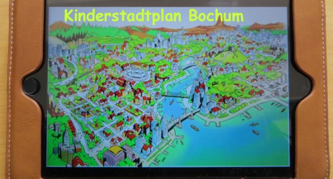 Bochum braucht einen modernen Kinderstadtplan.