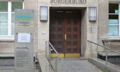 Mehr Bürgerbüro von Zuhause aus