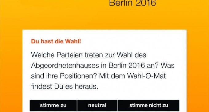 Wahl-O-Mat für die Bochumer Kommunalwahl einführen