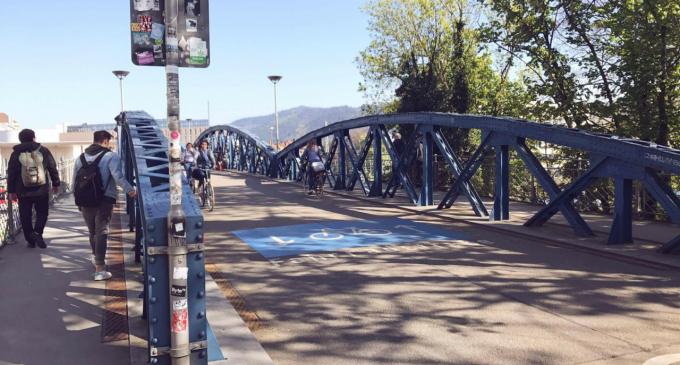 Vorfahrt für nachhaltigen Verkehr – Einrichtung eines Rad-Vorrang-Netzes in Bochum.