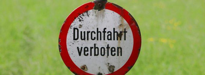 Damoklesschwert Diesel-Fahrverbot droht über Bochum.