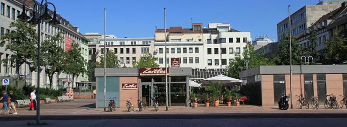 Neugestaltung des Husemannplatzes im Bochumer Rat beantragt.