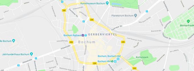 SPD, CDU und Grüne lehnen ein Konzept zur Aufwertung des Bochumer Innenstadtrings ab.