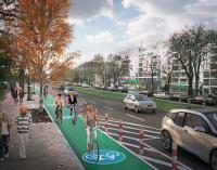 10 Millionen von Land und EU für gesicherte Radwege und Lastenräder in Bochum und Düsseldorf