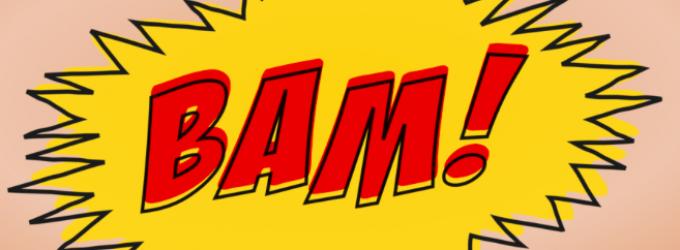 Bäm-Kampagne ist kein Glanzstück des Marketings.