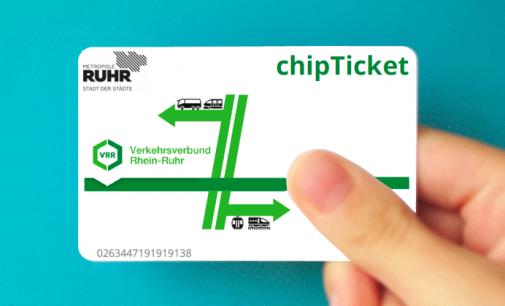 VRR-Card statt Papierkrieg