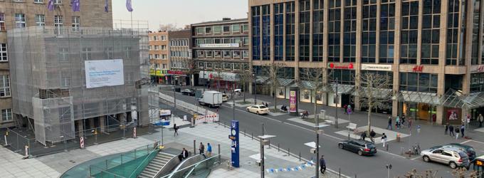 Befragung ergibt: Fehlendes Flair und mangelnde Kinderfreundlichkeit in Bochum City.