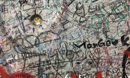 Bochumer Rat stimmt für Graffiti-Antrag von PARTEI & STADTGESTALTERn