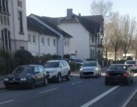 Bahnhofstraße in Wattenscheid: Gefährlich für Radfahrer*innen.