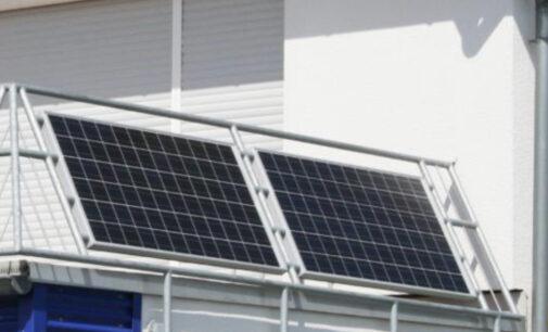 Förderprogramm für Balkonsolaranlagen in Bochum einführen