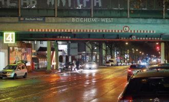 <strong>Eisenbahnbrücke über Alleestraße soll erhalten bleiben.</strong>