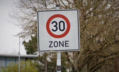 Bochum soll sich Städtebündnis für mehr Tempo 30 anschließen.