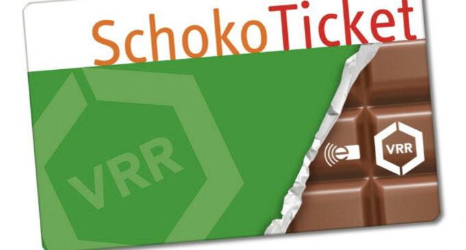 STADTGESTALTER wollen mehr Flexibilität beim Schoko-Ticket.
