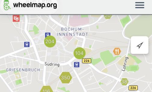 Von der FDP beantragtes Angebot zur Barrierefreiheit in Bochum gibt es bereits.